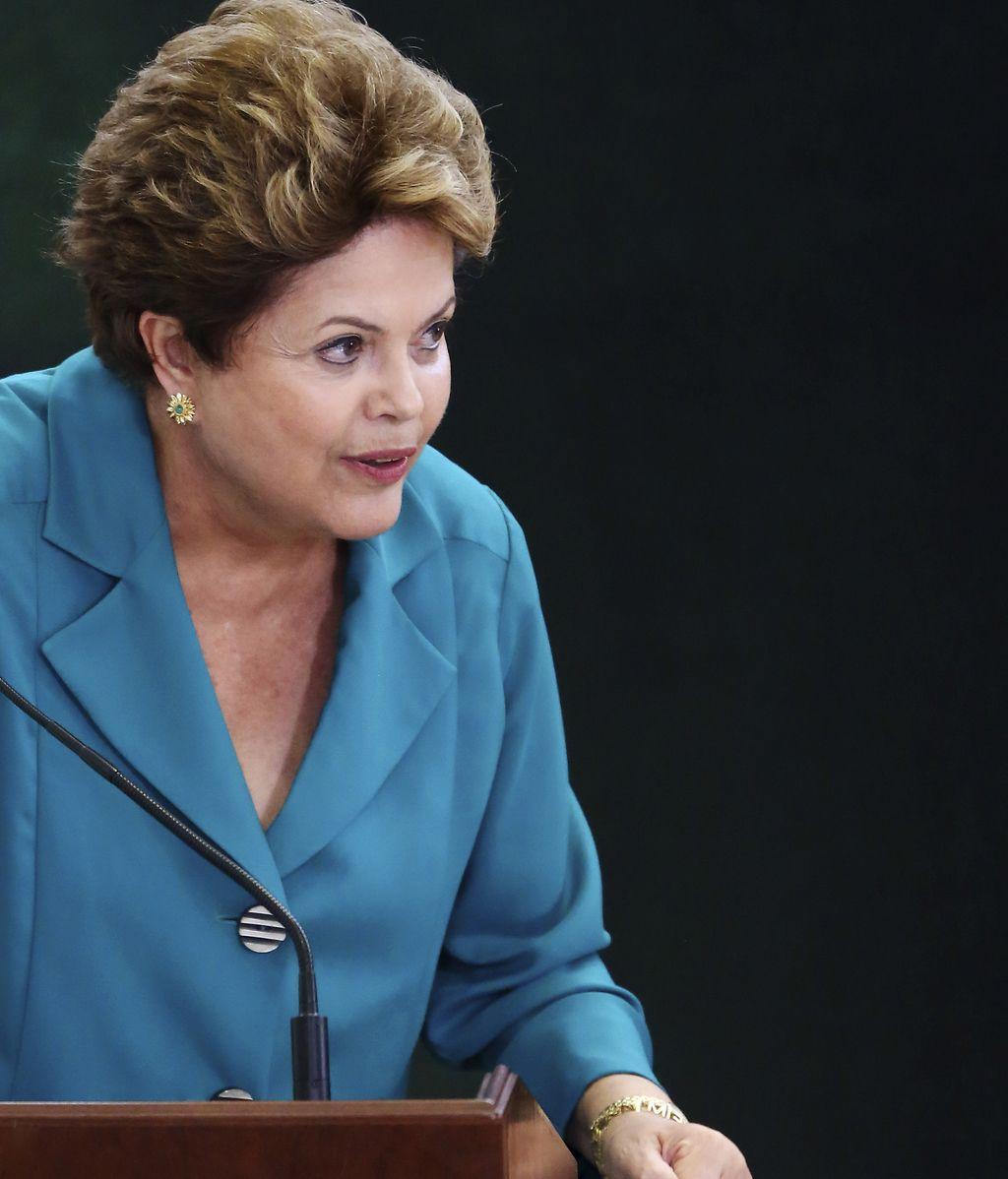 Dilma Rousseff anuncia medidas para proteger a su Gobierno y sus empresas del espionaje de EEUU