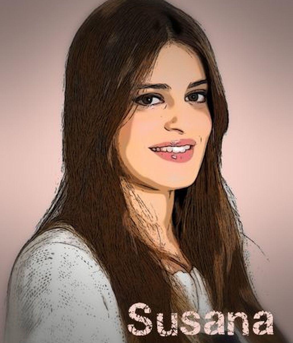 Daguerrotipo: Susana