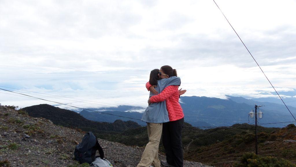 Volcán Barú Desafío Cadete