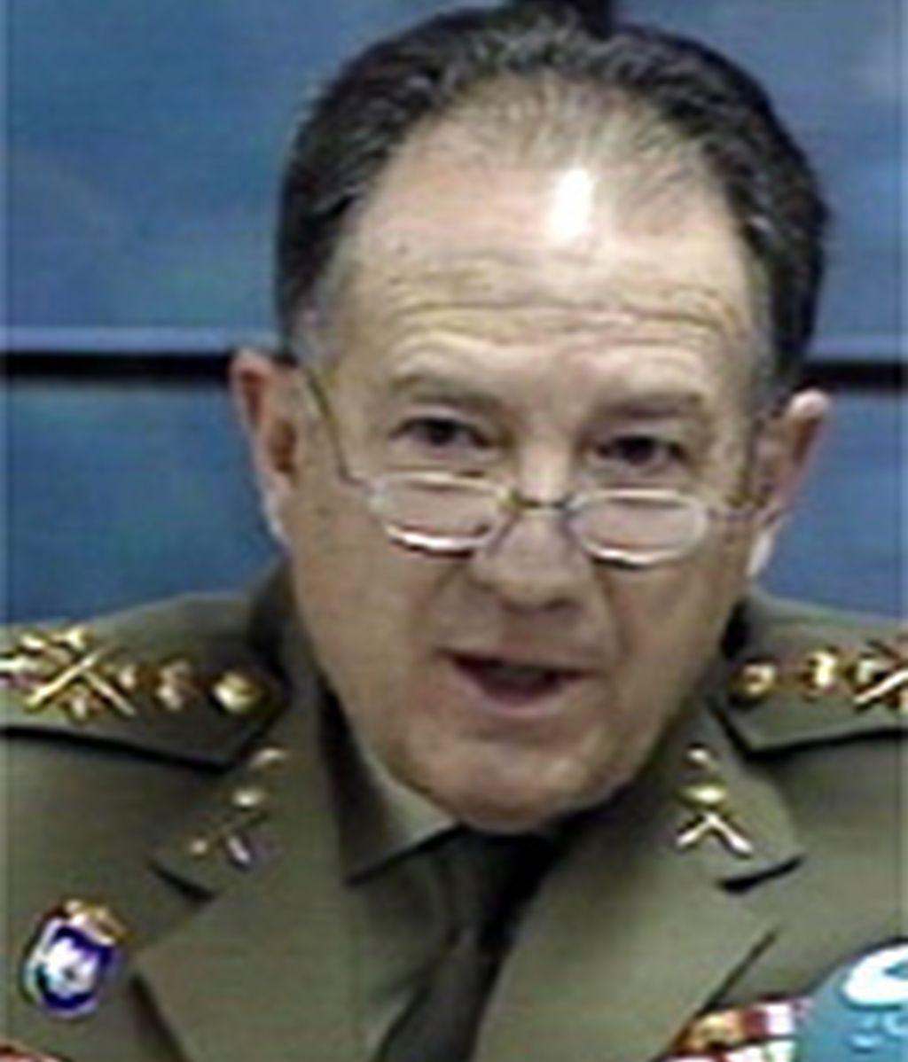 El general Félix Sanz Roldán