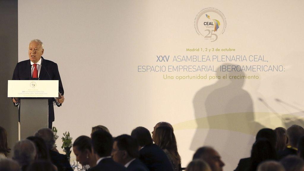 Margallo habla sobre el Estado Islámico