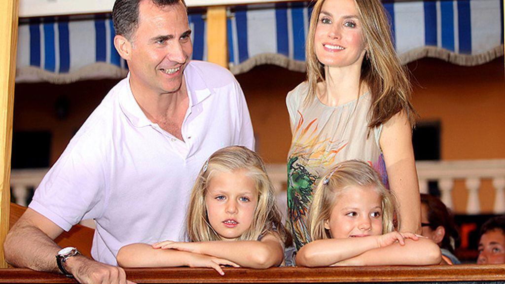 Vacaciones reales en familia