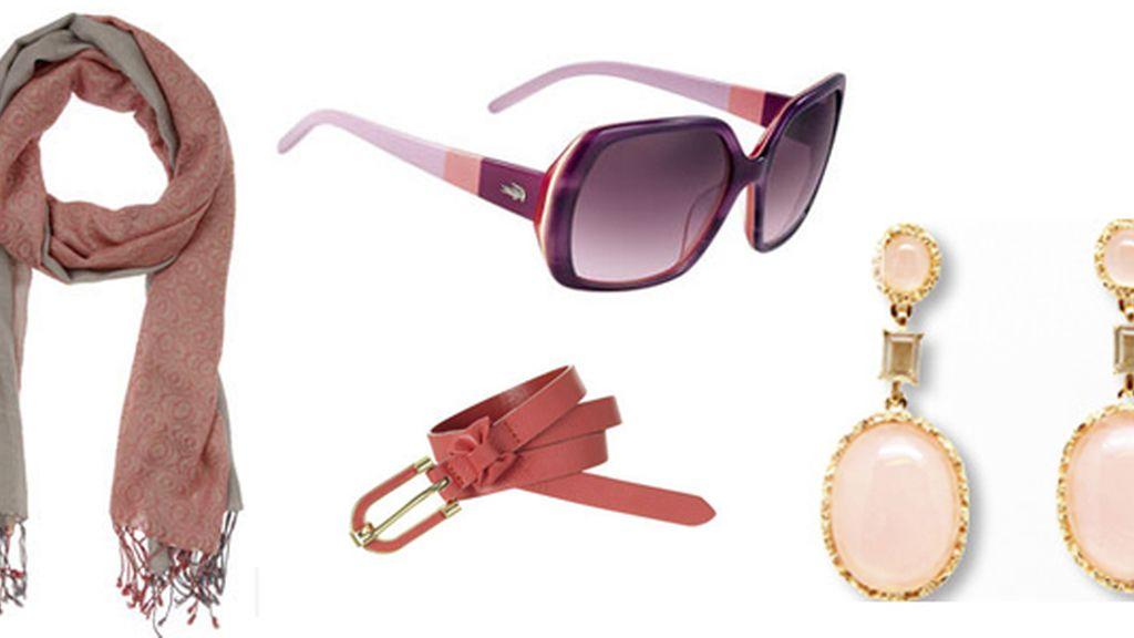 pink complementos