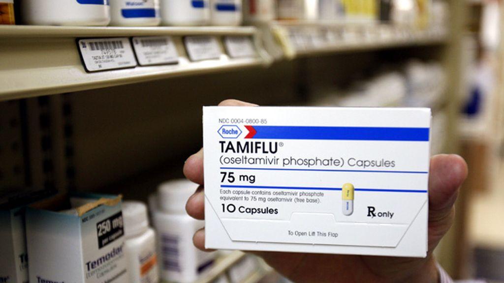 Los medicamentos contra la gripe A