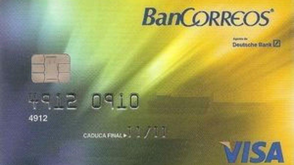 Correos y banca