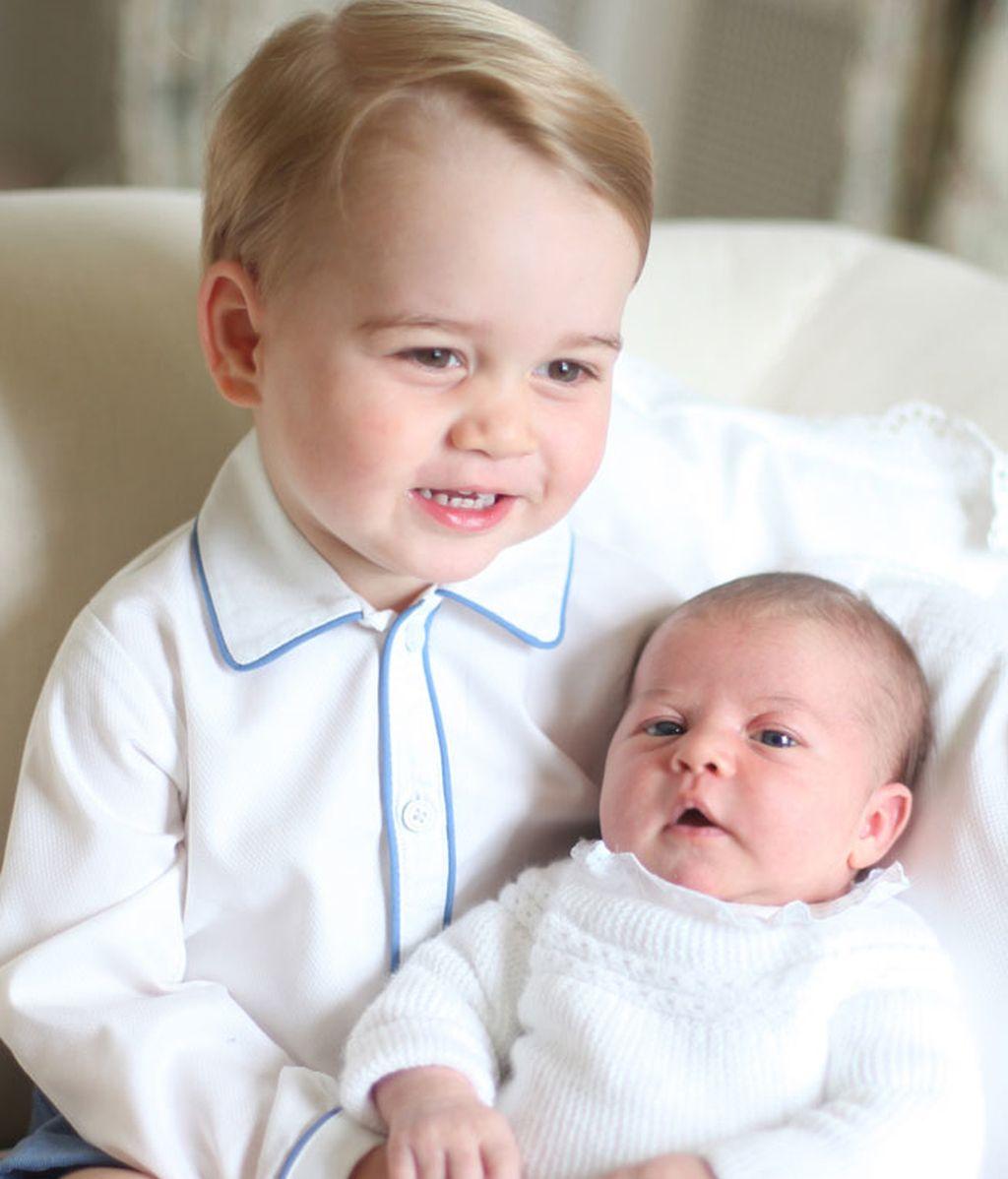 Charlotte y George
