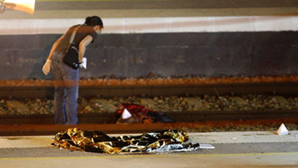 Las pruebas de ADN confirman que son 12 las víctimas mortales de Castelldefels y no 13