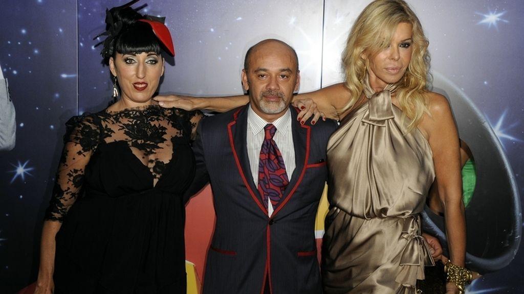 Louboutin, el zapatero prodigioso, abre tienda en Madrid