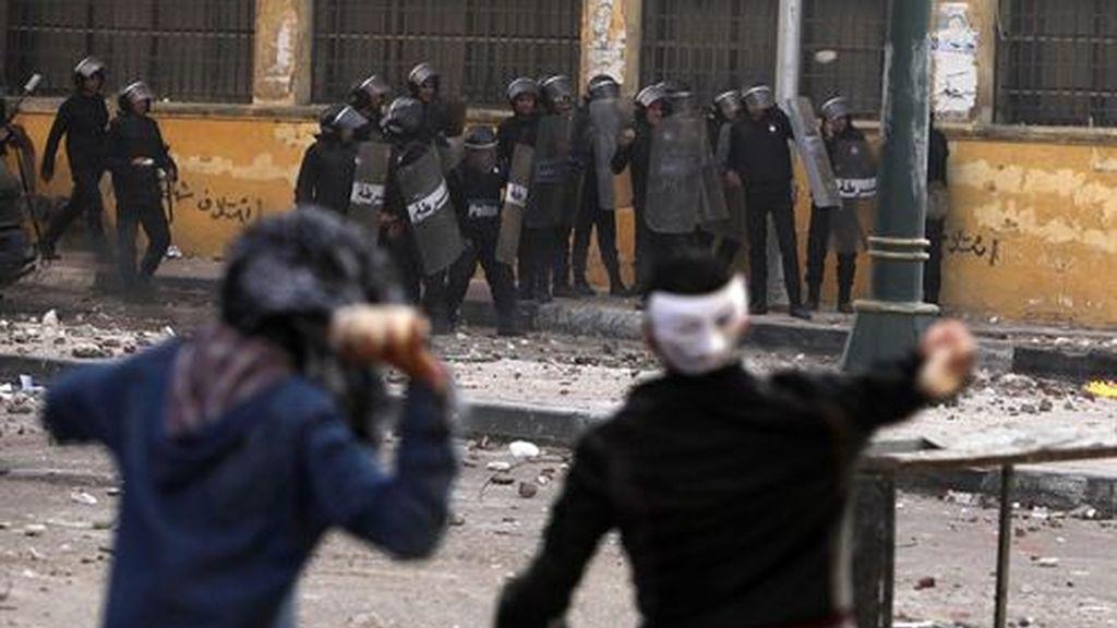 """Mursi pide a la población egipcia que se exprese """"pacíficamente"""""""