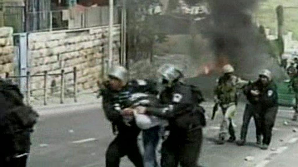 Continúan los disturbios entre Israel y Palestina
