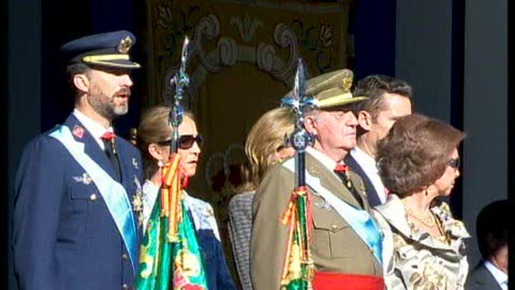 Desfile de las Fuerzas Armadas