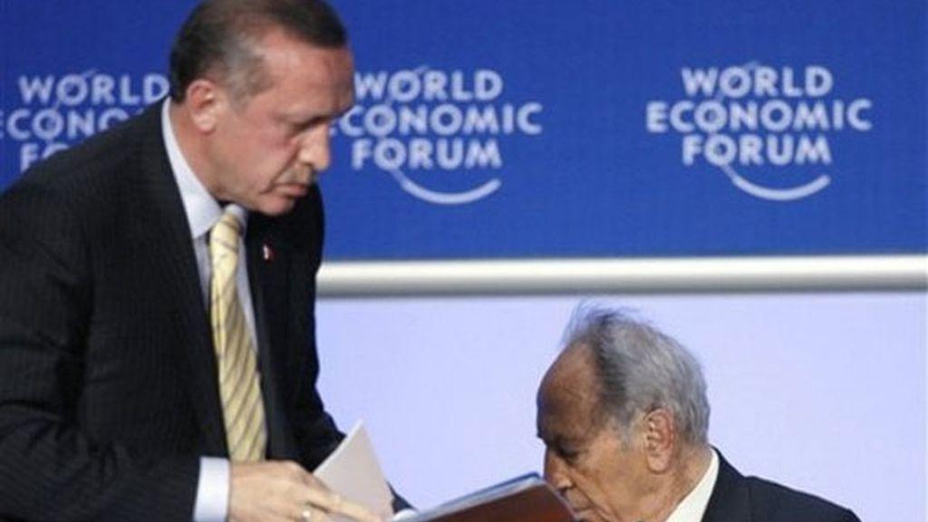 """""""No volveré a Davos"""""""