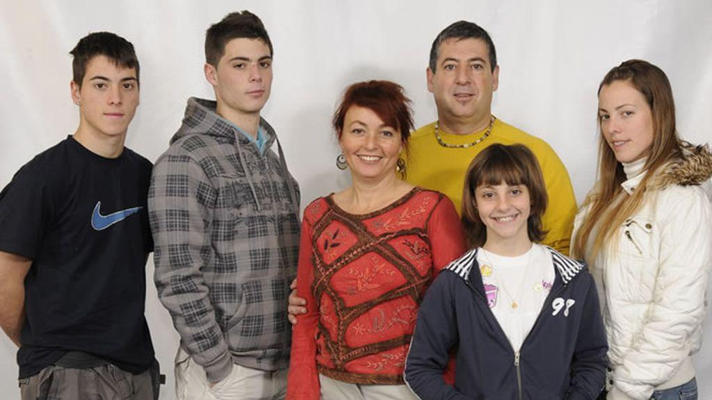 Familia Molina-Hererra