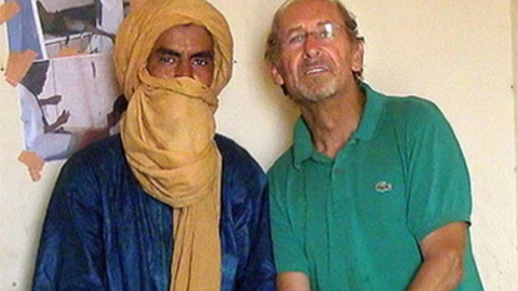 Al Qaeda en el Magreb Islámico libera al francés secuestrado desde noviembre