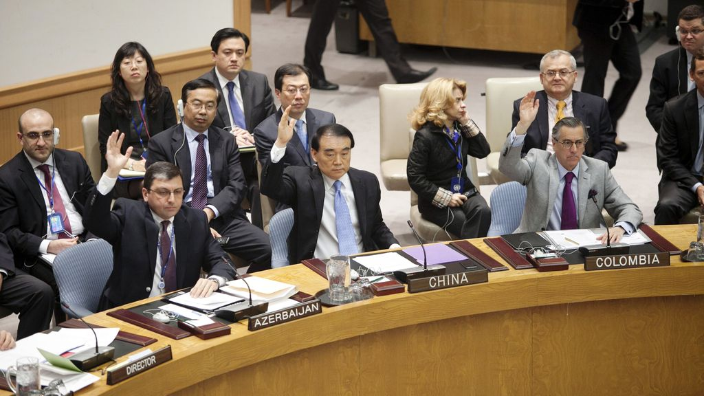 El Consejo de Seguridad aprueba el despliegue de observadores en Siria