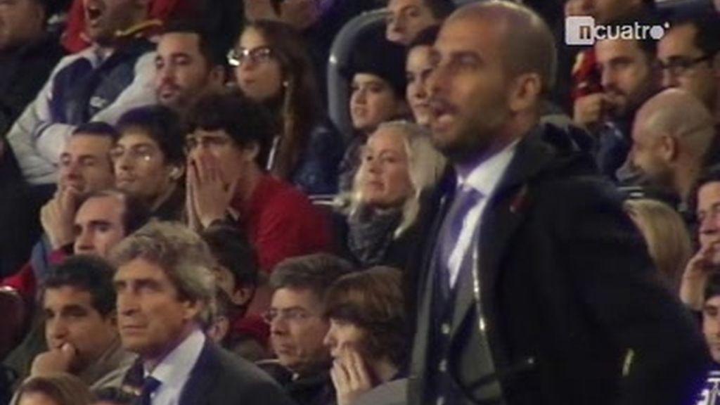 Barça - Real Madrid: Banquillos de alta tensión