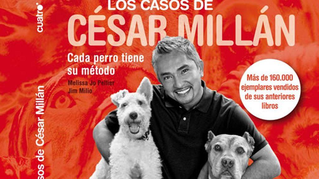 Libro Los caso de César Millán