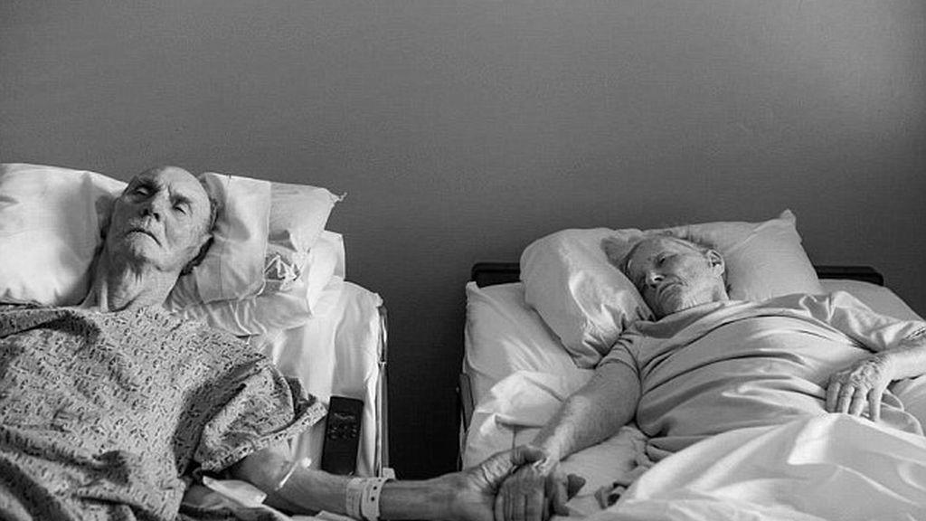 Mueren juntos tras 62 años de amor