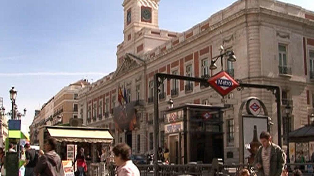 Callejeros: Puerta del Sol