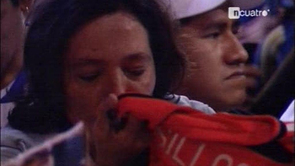 El Real Madrid en Tenerife y la novia de Casillas
