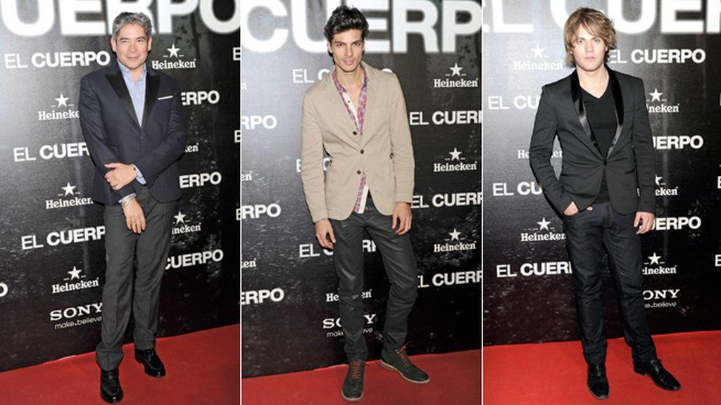 Los más elegantes: Boris Izaguirre, Javier de Miguel y Jaime Olias