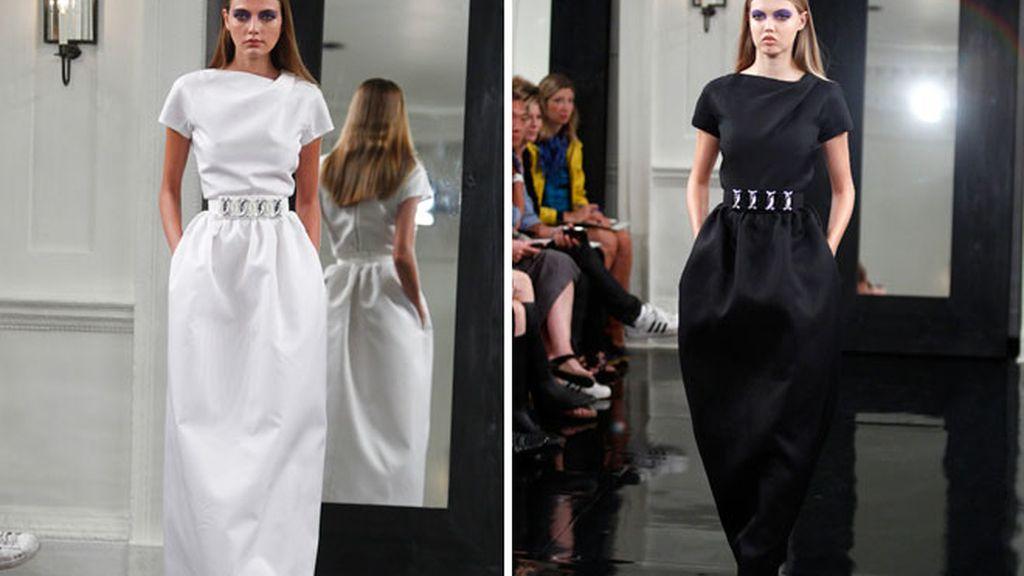 Nueva York 'in love' con los modelitos de Vicky Beckham