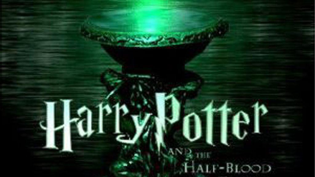 """Cartel de """"Harry Potter y el misterio del príncipe"""""""