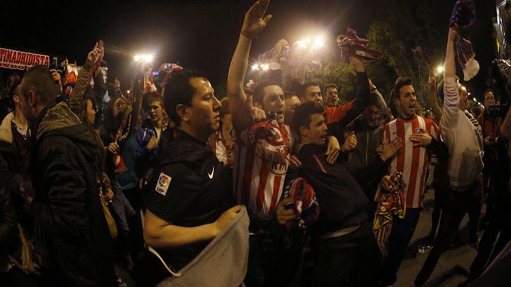El Atlético cuenta ya con diez copas del Rey en sus vitrinas