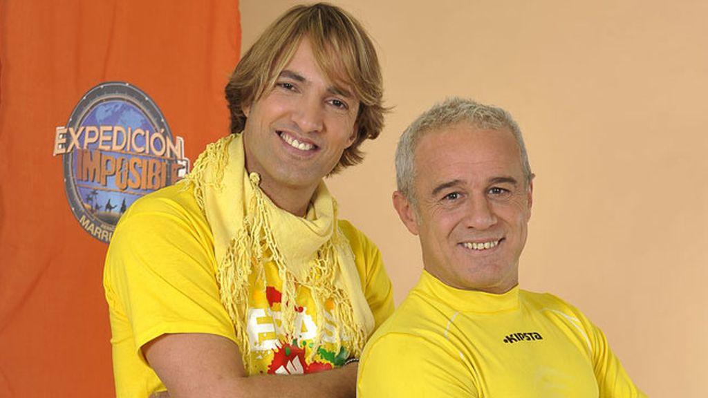 Ismael e Iván (EQUIPO AMARILLO) ELIMINADOS