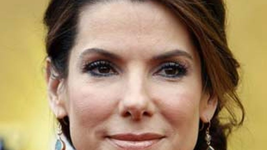 Sandra Bullock, en una imagen de archivo. Foto: AP