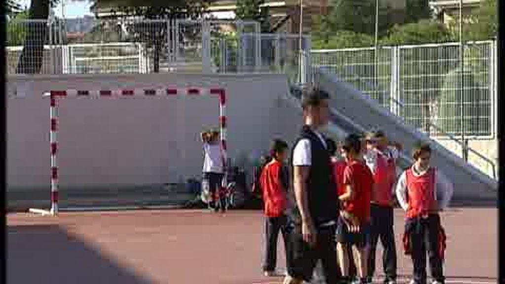 Los deportistas españoles son un modelo a seguir para los niños