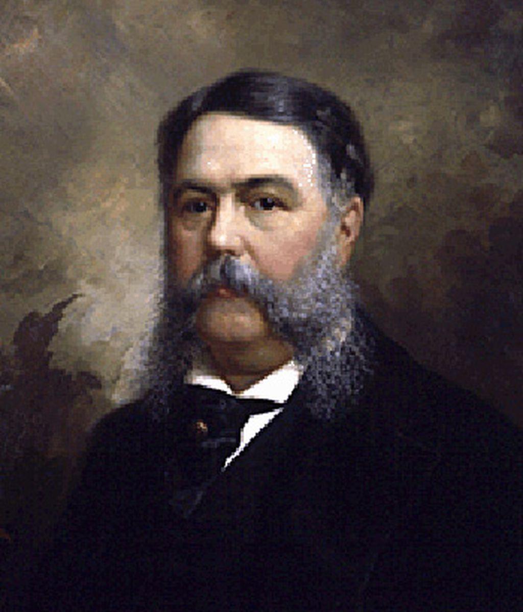 Chester Alan Arthur (1881-1885)