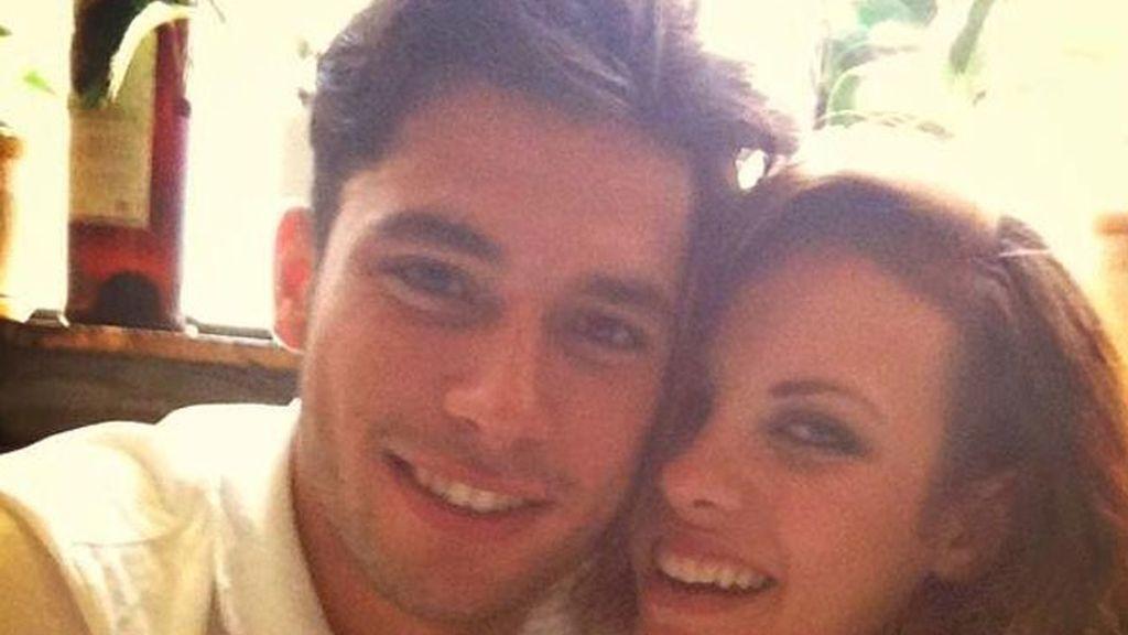Jessica Bueno y Jota Peleteiro