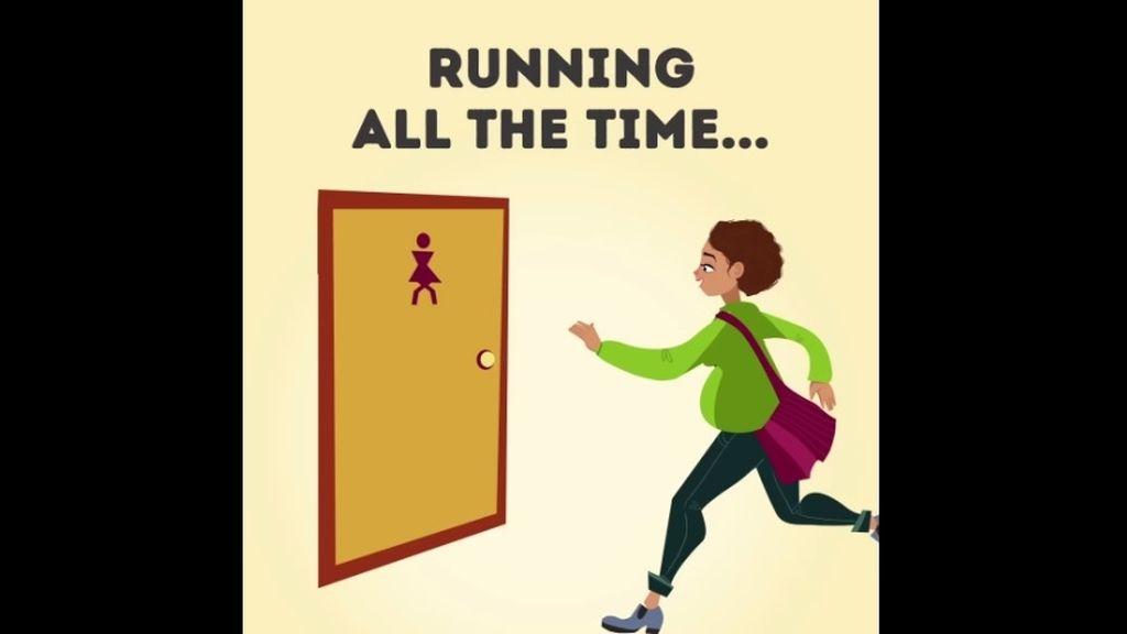 Correr todo el tiempo