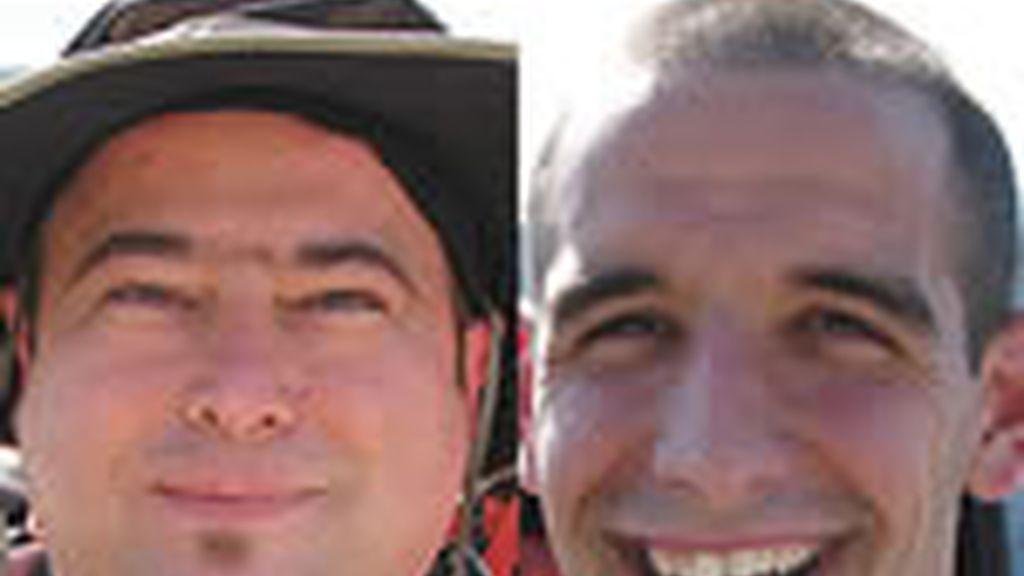 Jose y Oier, expulsados Etapa 12