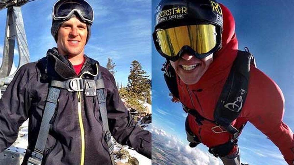 Muere Erik Roner, una estrella de la MTV, colgado de un árbol al aterrizar con su paracaídas