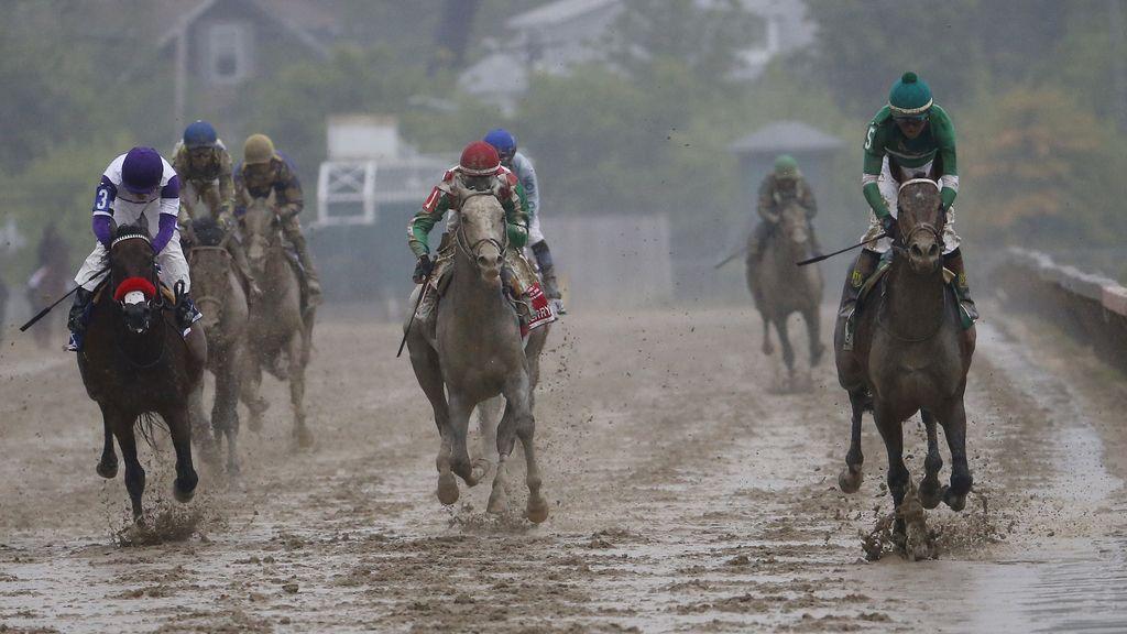 Preakness Stakes en el hipódromo de Pimlico