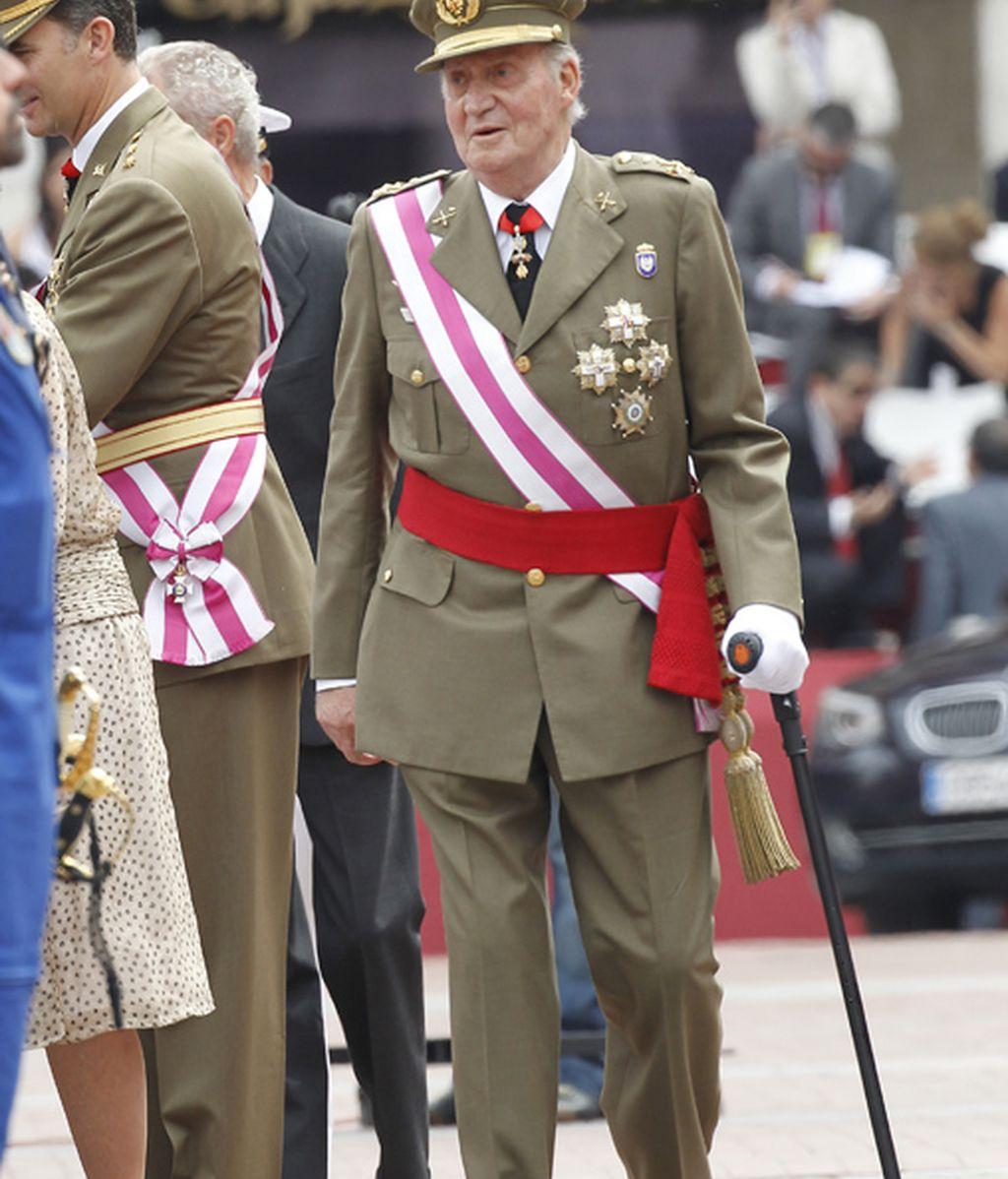 Los Reyes y los Príncipes reaparecen juntos tras las últimas polémicas
