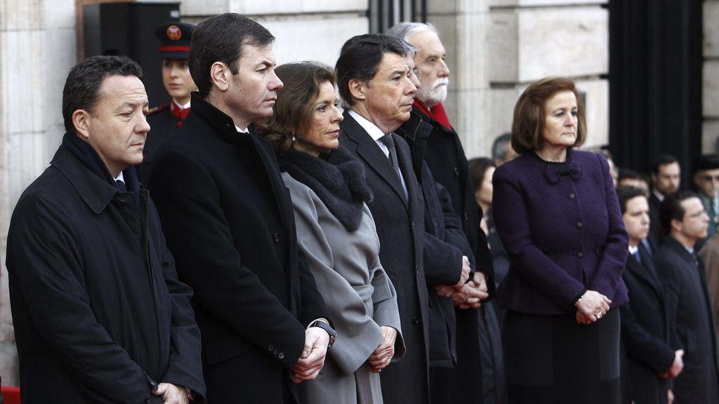 Madrid recuerda con un acto en Sol el noveno aniversario de los atentados del 11-M