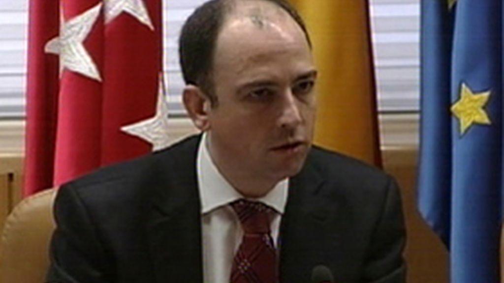 Martín Vasco, imputado