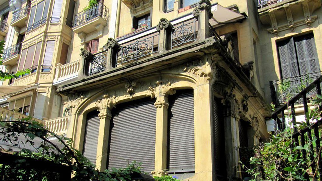 calle Prim, Donosti