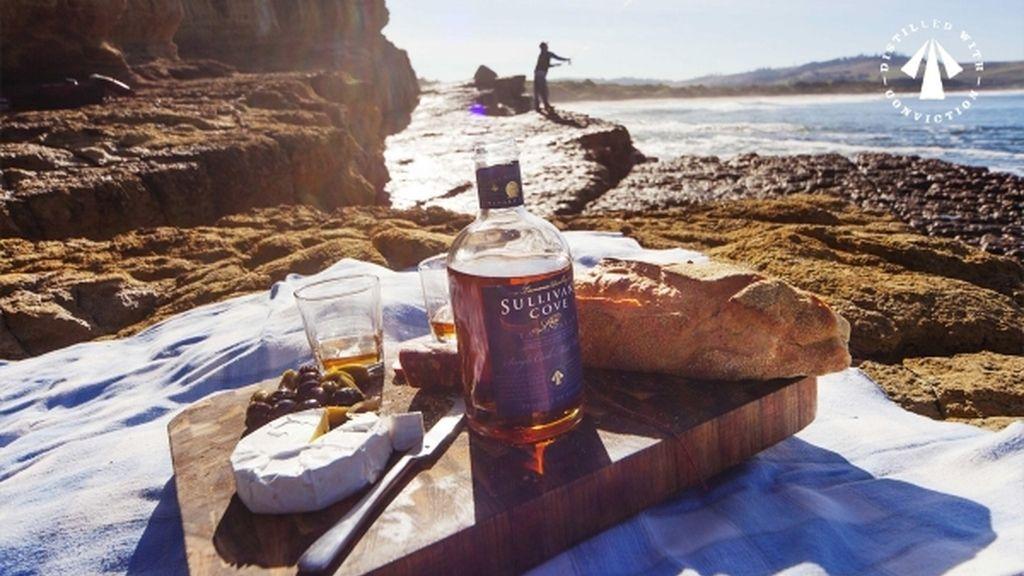 Sullivans Cove Whisky, Tasmania, Australia, gastronomía