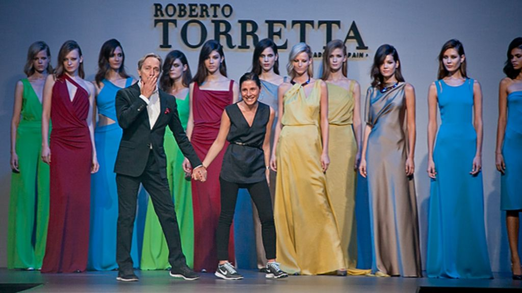Desfile de Roberto Torretta MBFWM SS2014