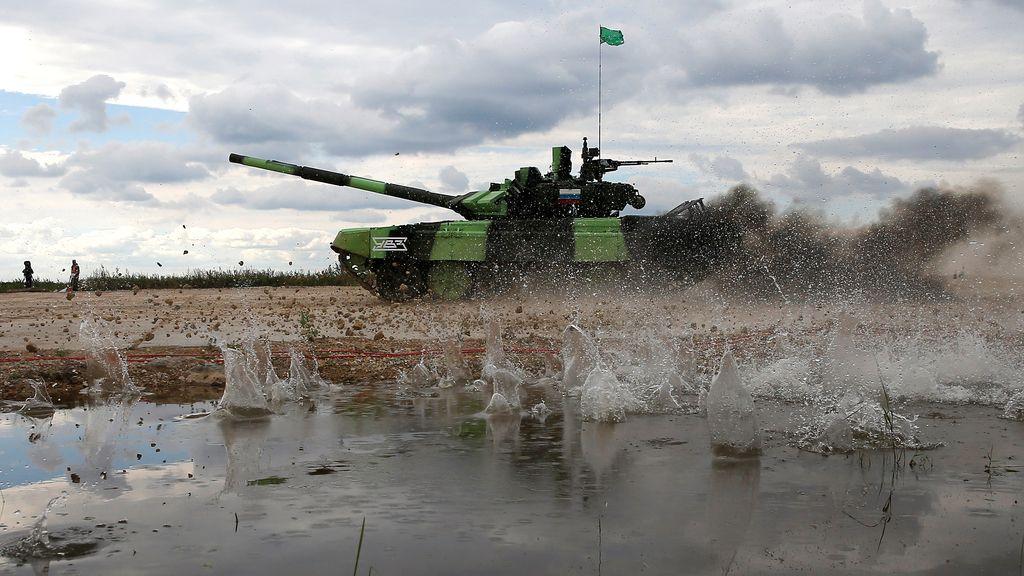 Juegos Internacionales del Ejército 2016