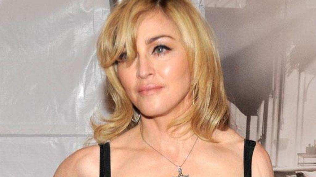 Madonna en 2010