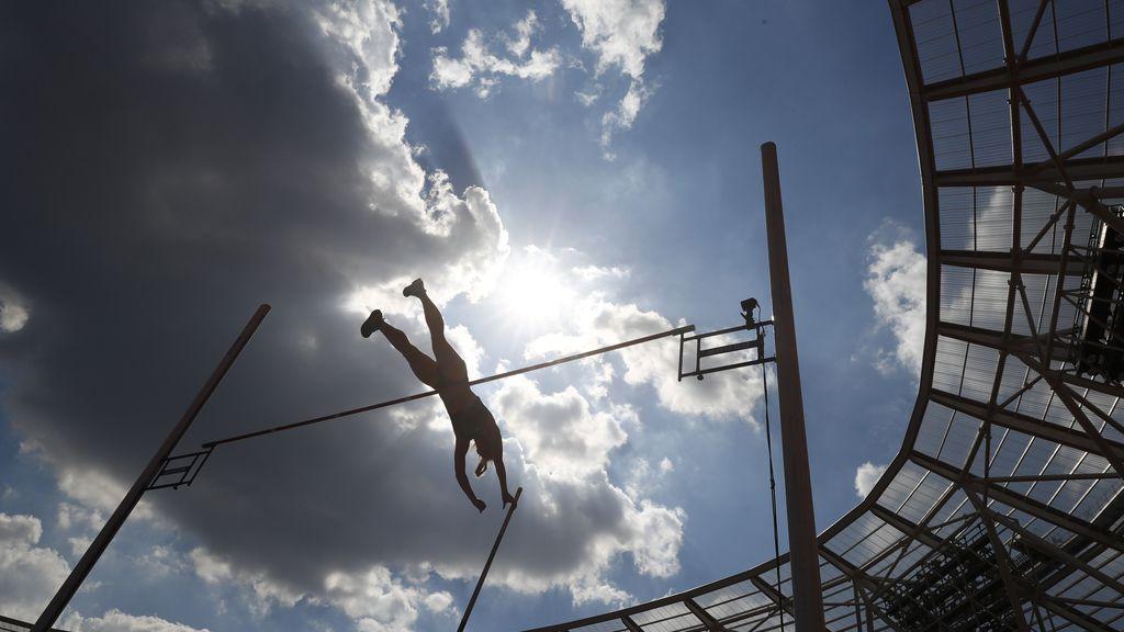 El atletismo homenajea a los pasados Juegos de Londres