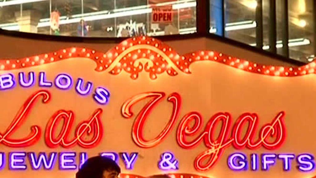 ¡Bienvenido a Las Vegas!