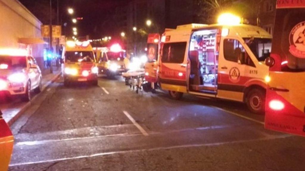Muere una joven y otra resulta herida grave al ser atropelladas en el centro de Madrid