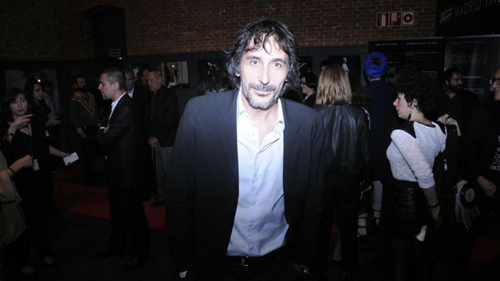 El prestigioso fotógrafo Eugenio Recuenco fue el encargado de dar el premio al mejor Fashion Film