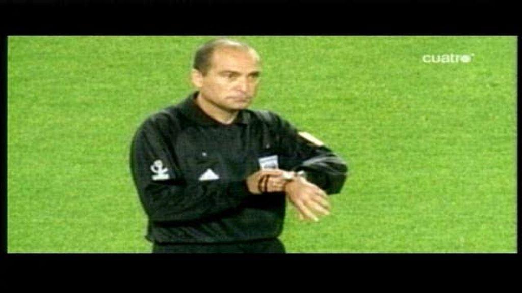 Los árbitros españoles protagonistas de los mundiales